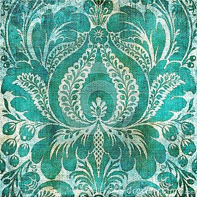 Nice turquoise backgro...