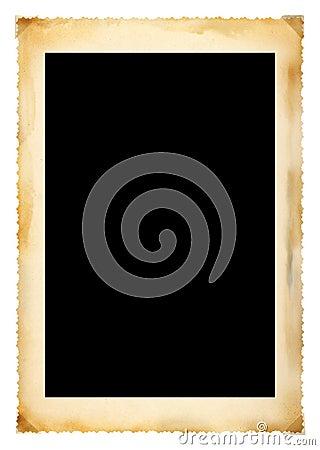 Free Vintage Photo Frame Stock Photo - 16393820