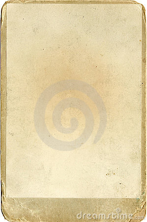 Free Vintage Photo Paper Texture Stock Photo - 14967600