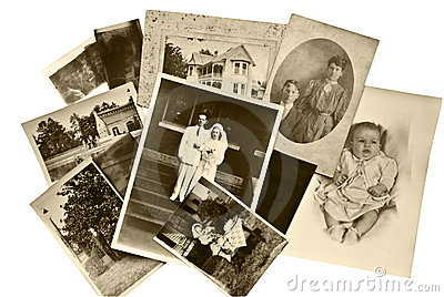 Vintage Photos and Negatives