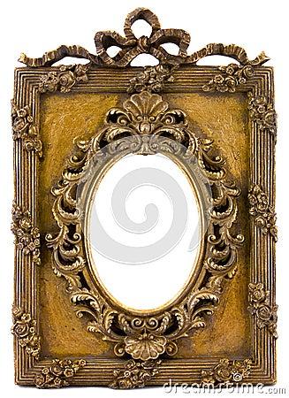 Vintage picture frame
