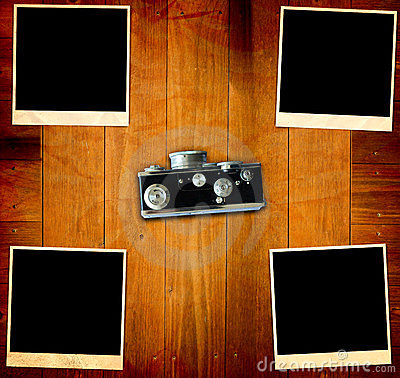 Vintage Pictures and Camera