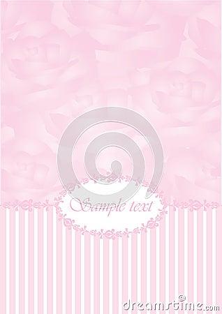 Free Vintage Pink Background Stock Photos - 13850173