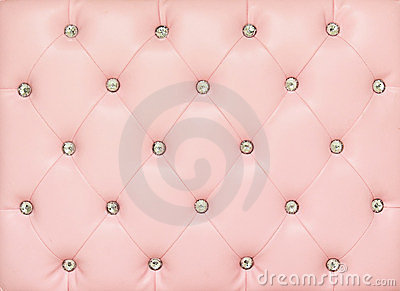 Vintage pink leather background