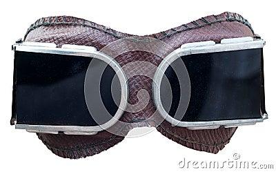 Vintage protective mask