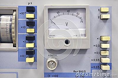Vintage pulse generator