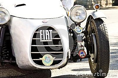 Vintage racing car Editorial Image
