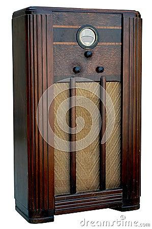 Free Vintage Radio Stock Photo - 1139420