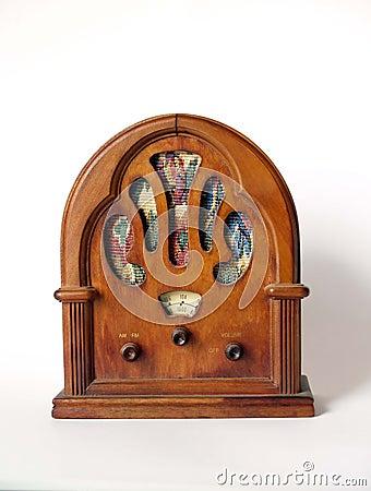 Free Vintage Radio Royalty Free Stock Photo - 619865