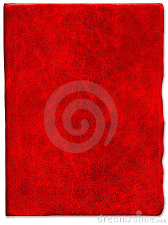 Free Vintage Red Scratched Leather Texture Stock Photo - 3735190