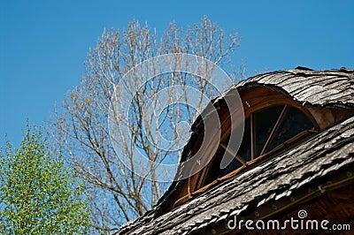 Vintage roof window