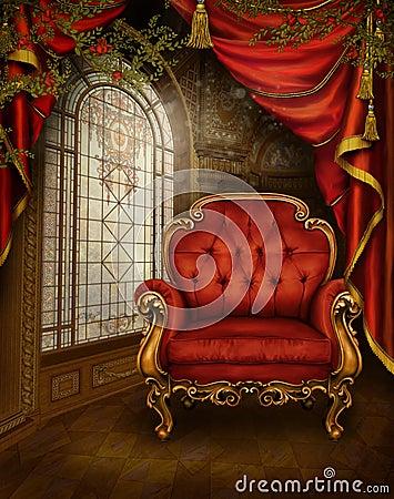 Free Vintage Room 1 Stock Photo - 16870330