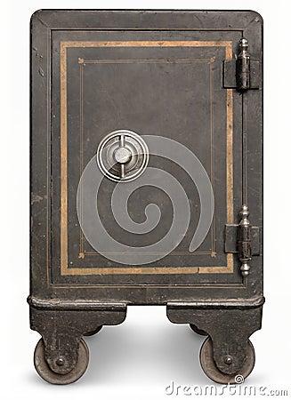 Free Vintage Safe Stock Image - 4244031