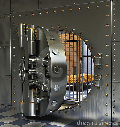 Free Vintage Safes Stock Photo - 9421320