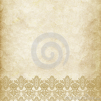 Vintage Scrapbook Background