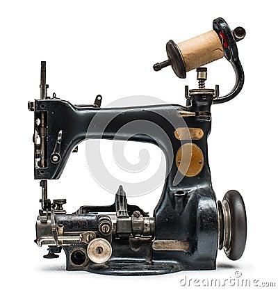 Free Vintage Sewing Machine Royalty Free Stock Image - 36282756