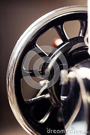 Free Vintage Sewing Machine Stock Image - 41062331