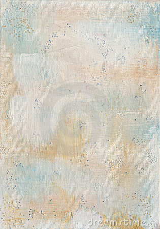 Vintage shabby canvas painted textured background