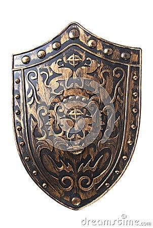 Vintage shield