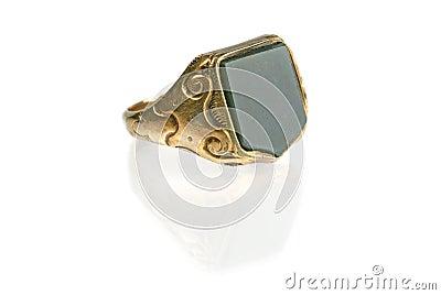 Vintage Signet Ring