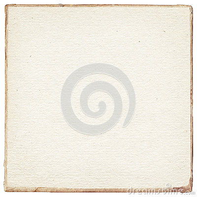 Free Vintage Stained Paper Texture With Frame Royalty Free Stock Photos - 43248738