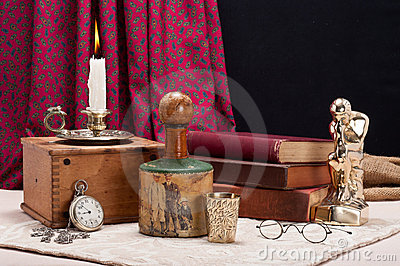 Vintage Still Life Stock Photography - Image: 16097192