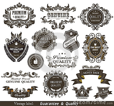 Vintage Styled Premium Quality and Satisfaction Gu