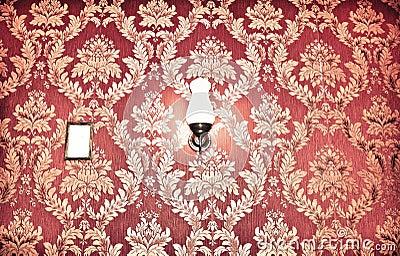 Vintage stylish interior