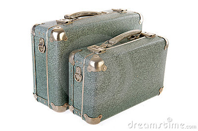 Vintage Suitcases Royalty Free Stock Photography - Image: 17940917