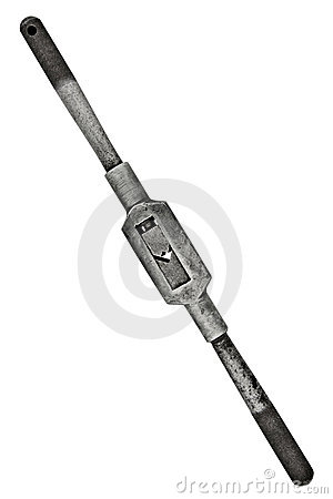 Vintage tap wrench
