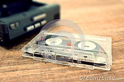 Vintage tape