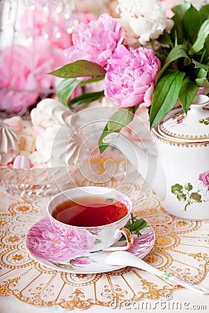 Free Vintage Tea Stock Photos - 33553553