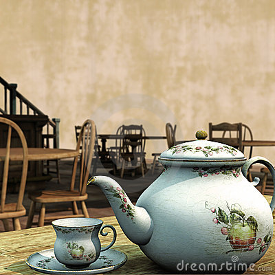 Vintage Tea Rooms