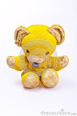 Vintage teddybear