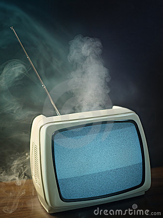 Free Vintage Television Royalty Free Stock Images - 15943899