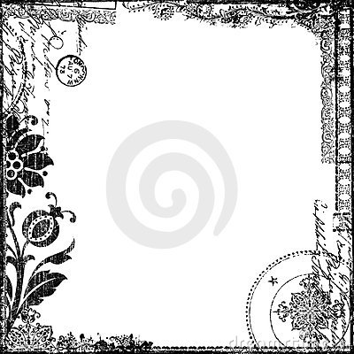 Free Vintage Text Collage Victorian Background Paper Royalty Free Stock Photos - 9108038