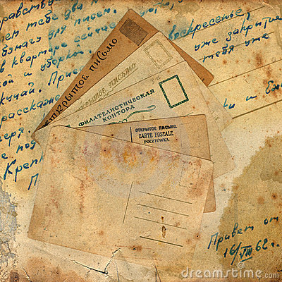 Vintage textured background