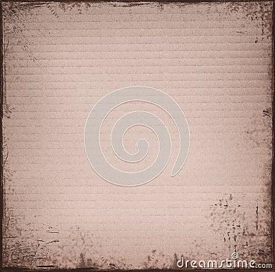 Vintage textured paper background