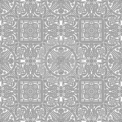 Vintage Tile Design Pattern Stock Images Image 36713044