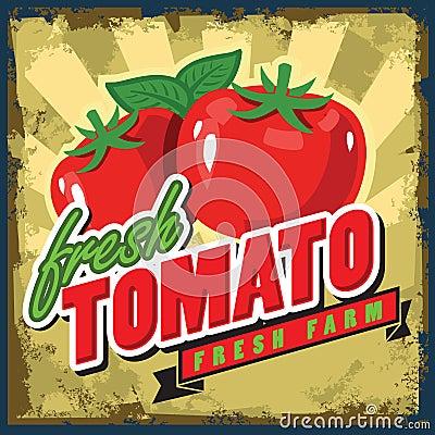 Free Vintage Tomato Stock Photos - 34299493