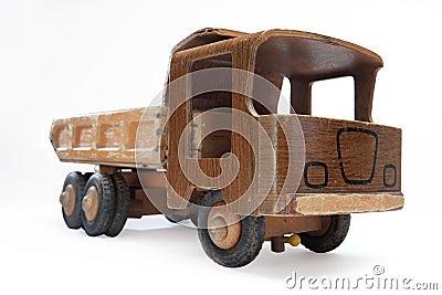 Vintage Toy Car.