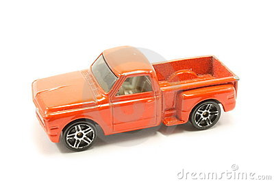 Vintage Toy PIck Up Truck