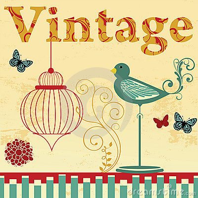 Vintage Treasures Stock Image - Image: 14111691