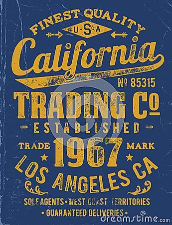 Free Vintage Type Lock-Up Apparel Design Royalty Free Stock Image - 33586056