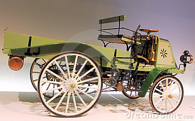 Vintage vehicle Editorial Stock Image