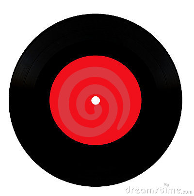 Free Vintage Vinyl Record Royalty Free Stock Photo - 5272925