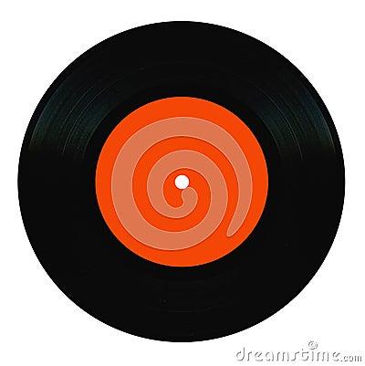 Free Vintage Vinyl Record Royalty Free Stock Photography - 5722787