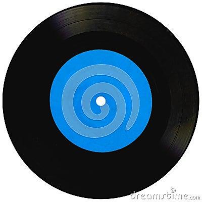 Free Vintage Vinyl Record Royalty Free Stock Photos - 7891278
