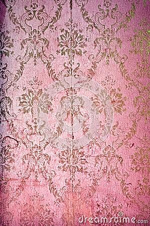 vintage wallpaper stock photos image 12535253