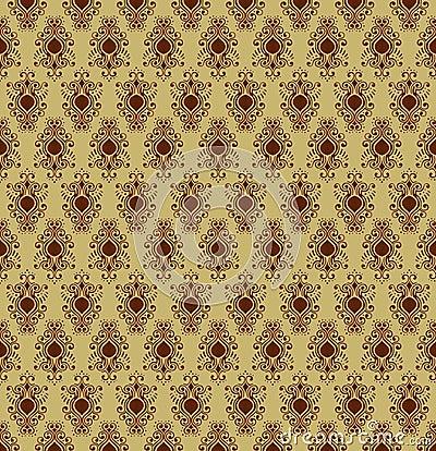 Free Vintage Wallpaper Background Stock Images - 7502994